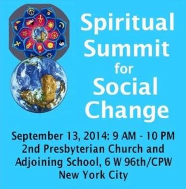 Spiritual Summit.